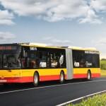 GAZPROM Germania hatgemeinsam mit dem polnischen Bushersteller Solbus 35 mit flüssigem Erdgas (LNG) betriebene Busse in Warschau in Betrieb genommen